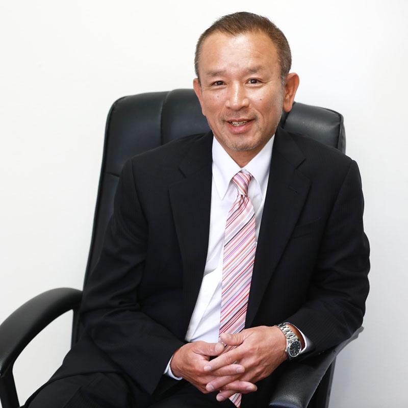代表取締役 植田 秀樹